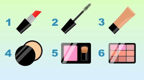 Если бы вы могли воспользоваться только одним атрибутом косметики, что бы это было? Ответ многое расскажет о вас!