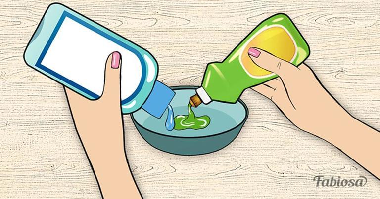 Вот 11 самых необычных способов использовать   посудомоечное средство