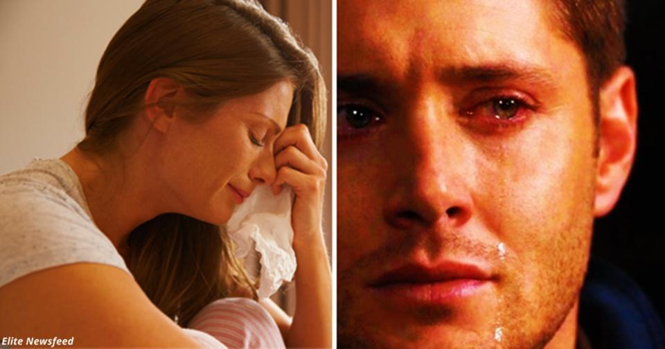 Вот что психологи говорят о людях, которые плачут часто и по любому поводу