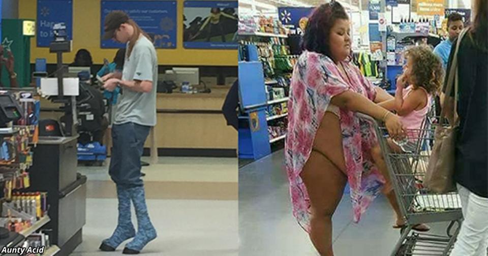 16 человек, которые доказывают: супермаркет   это свой отдельный мир