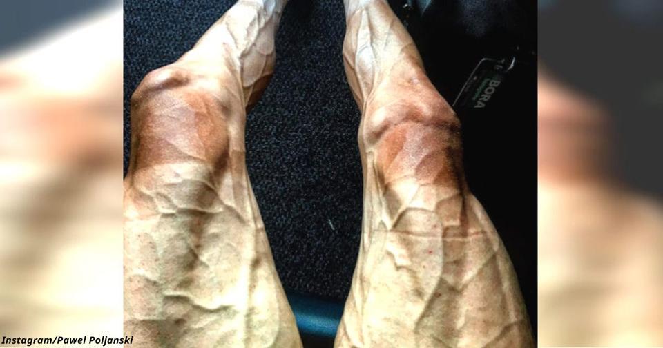 Вот фото 27 летнего велогонщика, который проехал весь Тур де Франс