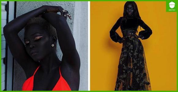 Эта 24 летняя девушка из Южного Судана поразит вас своей неповторимой внешностью