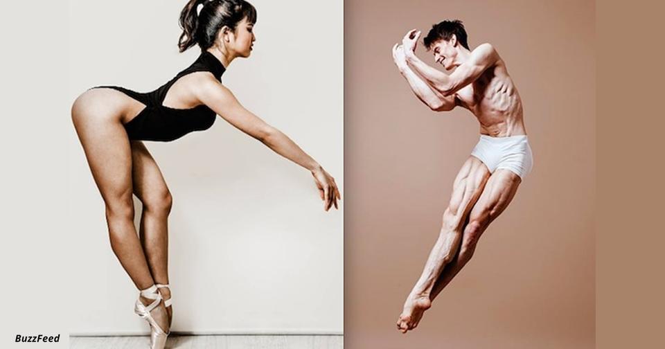 17 фото, которые доказывают, что балерины — самые сильные женщины в мире