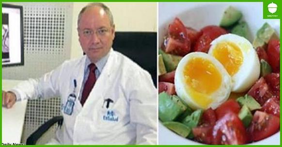 Я   кардиолог. И я знаю здоровую диету, чтобы сбросить 7 кило за 5 дней