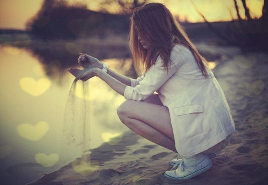 Тот, кто сказал: «Время лечит» — ничего не знает о боли!