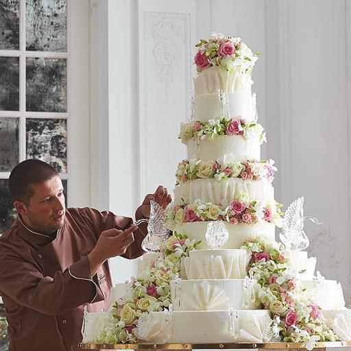 Нереальной красоты торты от Рената Агзамова! Такого вы точно не видели!