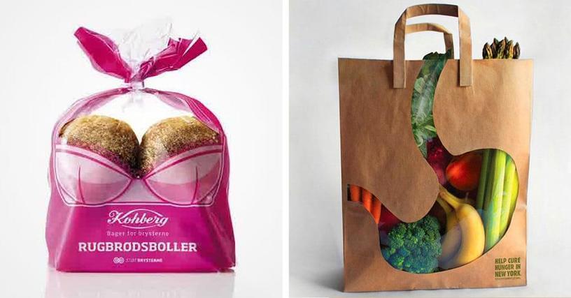 18 крутых упаковок, которые вызовут желание купить всё и сразу