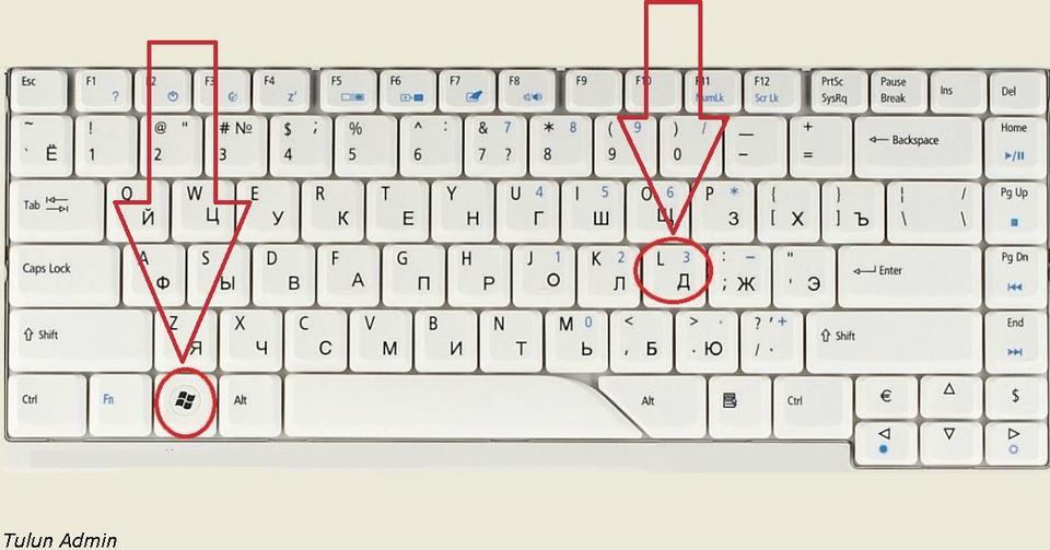 Запомните хотя бы 10% этих сочетаний клавиш   и будете быстрее за компом в 2 раза!