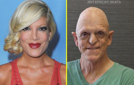Топ 6 страшных знаменитостей, которые могут напугать своей внешностью даже взрослых