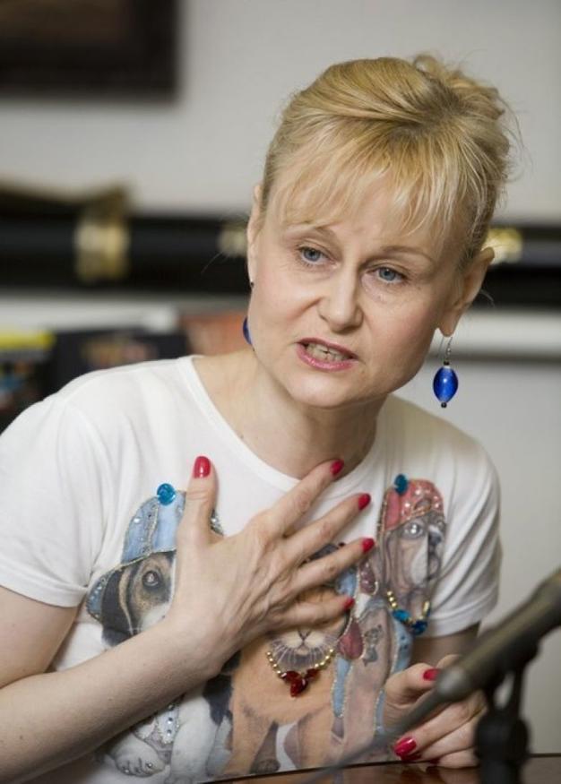Рак молочной железы дарья донцова