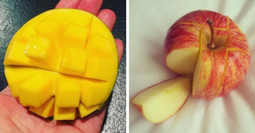 16 крутых способов съесть фрукты так, чтобы получить удовольствие и облегчить себе жизнь