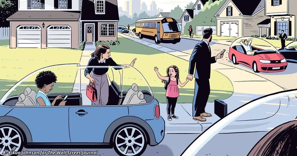 Покупать машины будут только дураки. И это случится быстрее, чем вы думаете!