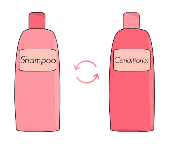 Это гениально! 10 лайфхаков для волос, которые изменят твою жизнь!