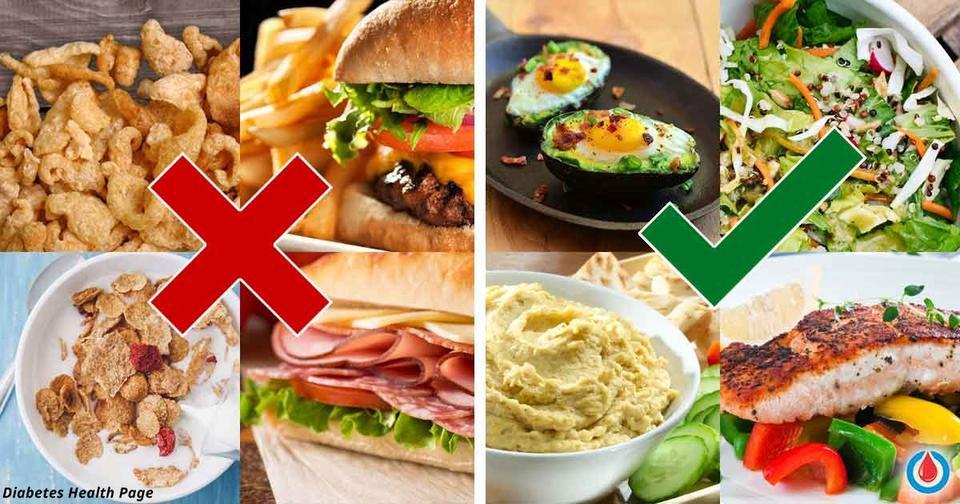 20 самых вкусных продуктов, которые категорически запрещены всем диабетикам!