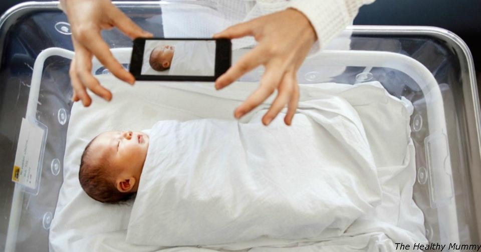 Вот 10 вещей, которые НИКОГДА нельзя делать в присутствии новорожденного