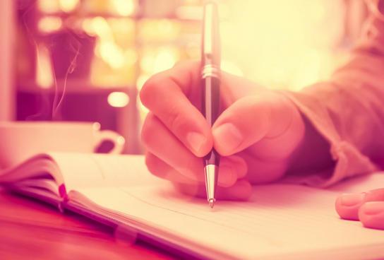 Как дневник благодарности изменил мою жизнь