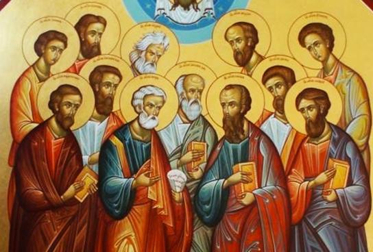 23 августа — самый лучший день, чтобы помолиться за желание 12 ти апостолам!