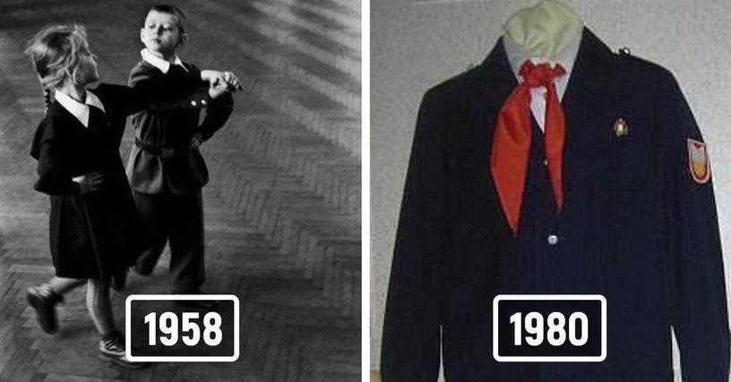 Как менялась школьная форма в России на протяжении двух веков