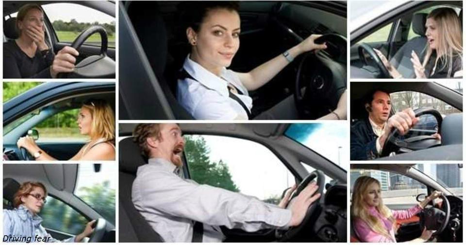 Вот 9 способов перебороть себя и больше никогда не паниковать за рулем