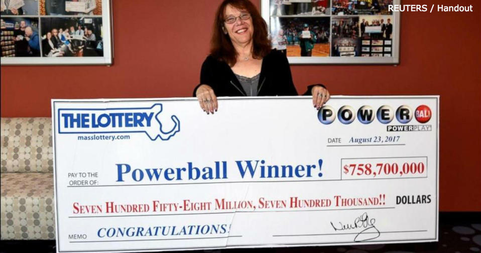 Американка выиграла в лотерею 8 миллионов! И тут же уволилась…