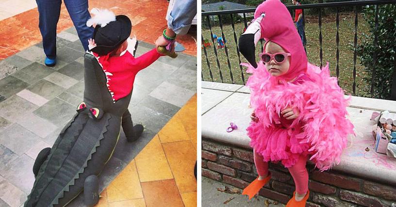 15 невероятно смешных детских костюмов, которые произведут фурор на утреннике