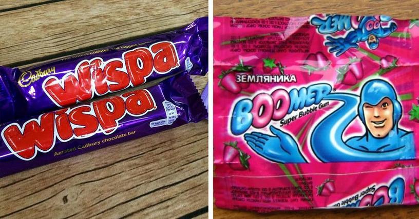 22 популярные вкусняшки из вашего детства, которые попробовать уже не получится