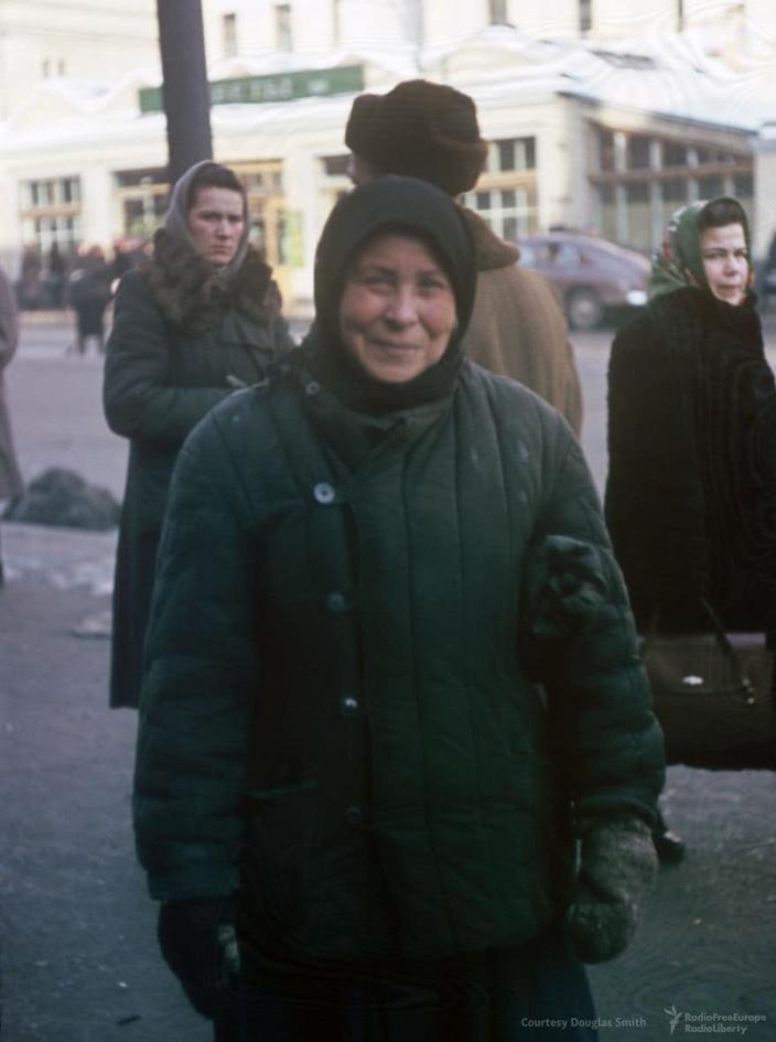 25 фотографий американского «шпиона», который был депортирован из СССР