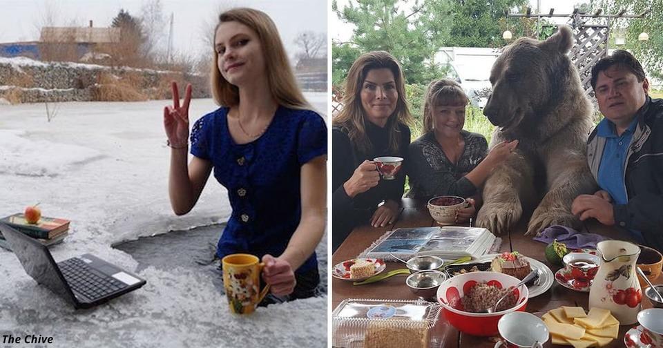 25 фото, доказывающих, что умом Россию действительно не понять