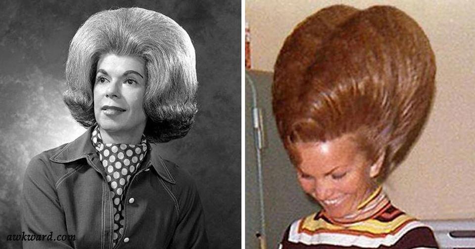 15 причесок, доказывающих, что мода в 60 х была абсолютно безумной