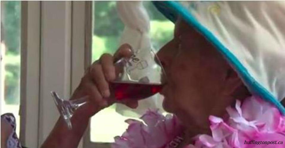 100-летняя женщина раскрыла секрет вечной молодости. И это не то, о чем вы думаете!