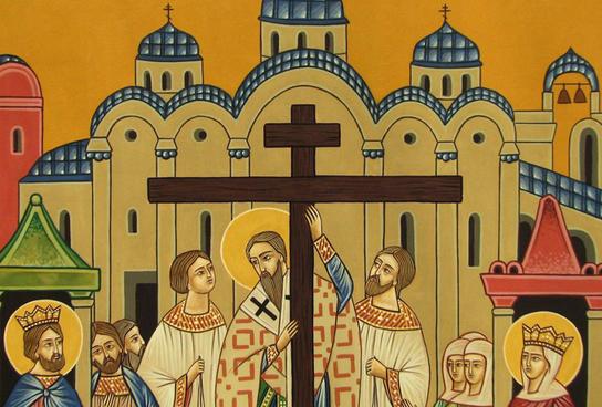 Крестовоздвижение 27 сентября: традиции и приметы этого дня