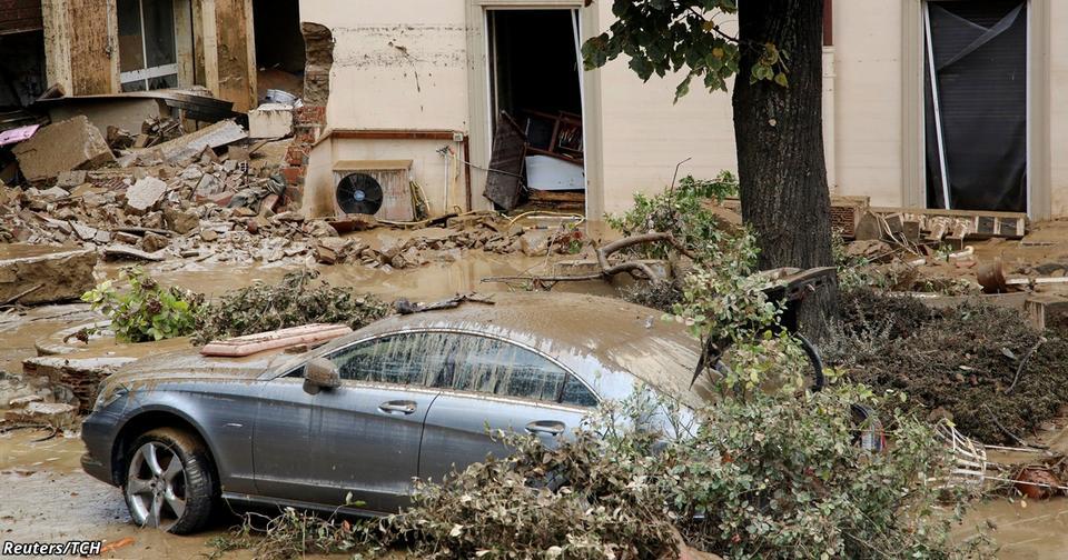 Италия: ливни и наводнения уже убили 6 человек!