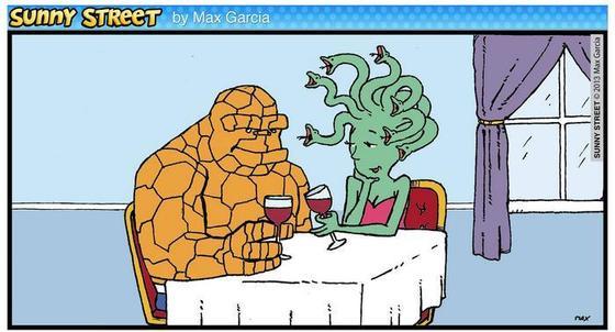 15 бесподобных комиксов с совершенно непредсказуемой концовкой