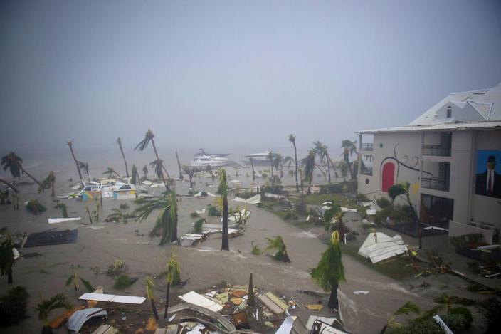 10+ ужасных фото о том, какой ад творится у побережья Америки