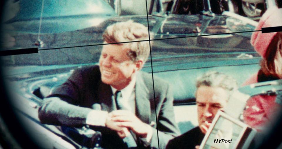 ФБР вот-вот рассекретит все документы об убийстве Кеннеди