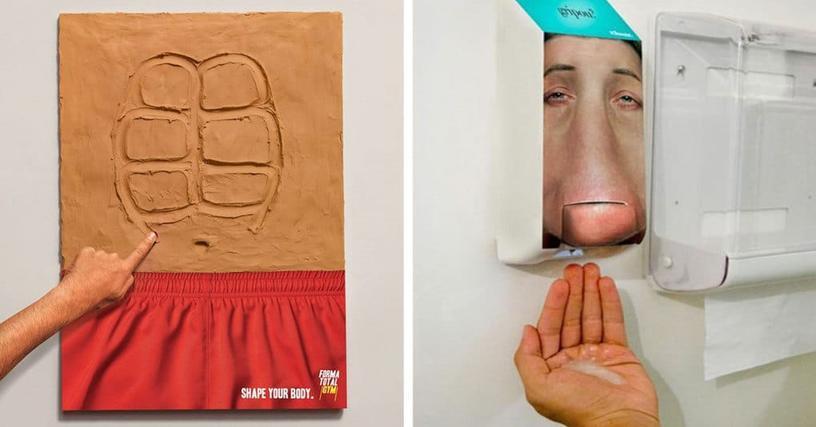 14 крутых примеров рекламы, где маркетологи превзошли сами себя