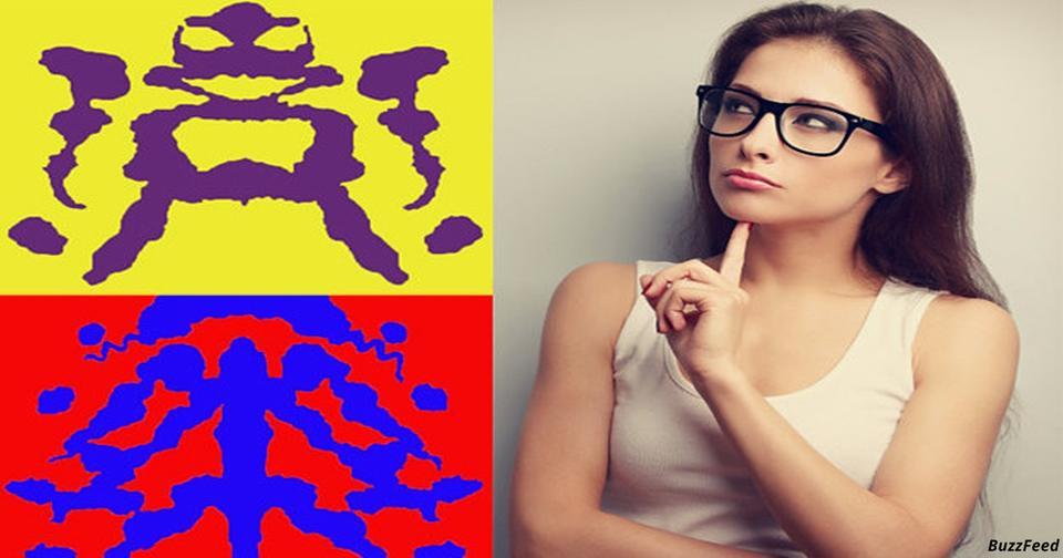 Этот тест с цветными кляксами знает, чем одержимо ваше подсознание