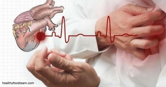 Чтобы спастись во время сердечного приступа, у вас будет 10 секунд! Вот что делать