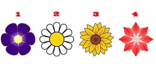 Вам сегодня пришло цветочное сообщение от Ангела, выберите цветок и узнайте какое