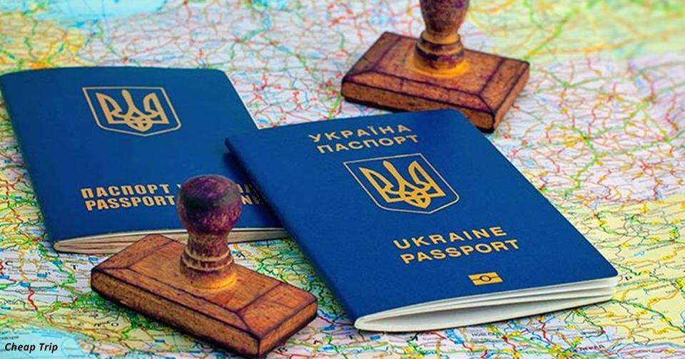 Вот все страны, куда украинцам виза больше не нужна! Их 101!!