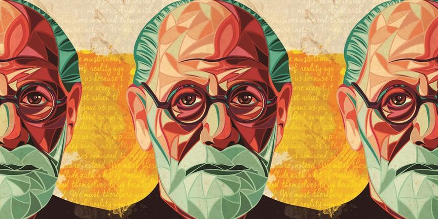 18 подсказок Зигмунда Фрейда, как убрать тревогу и лучше понять себя