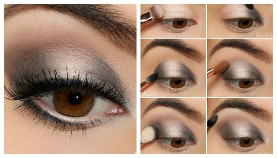 Ways to do eye makeup for brown eyes