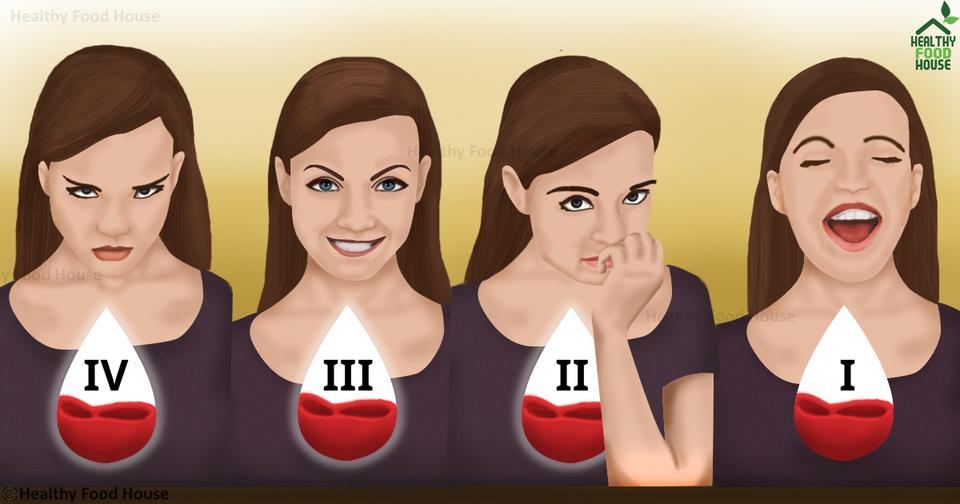 Сексуалность женщины с четвёртой группой крови