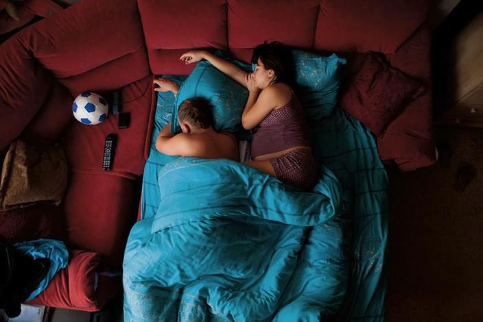 Беременная много спит кого ждать 7