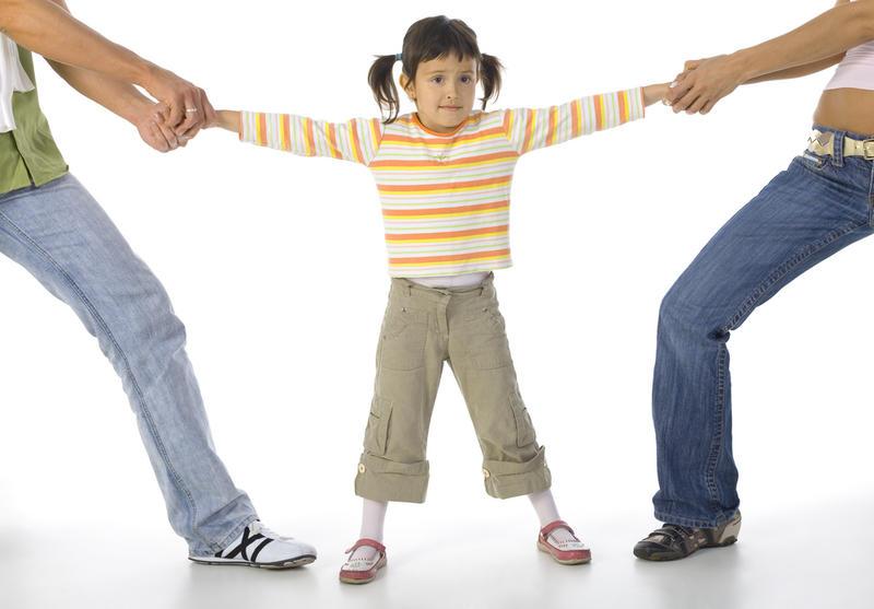 было, выбор ребенком родителя после развода должны