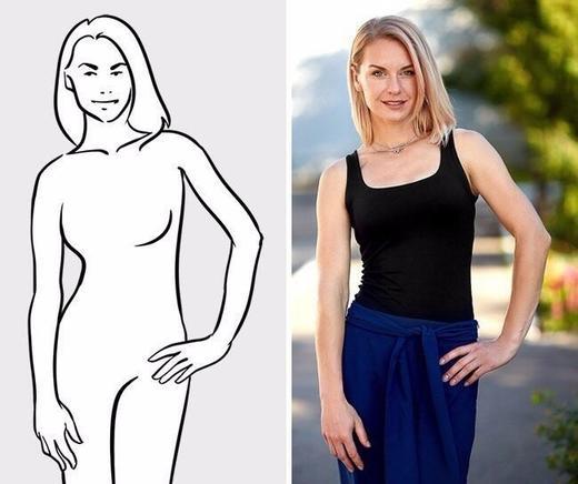5 трюков, с которыми любая девушка на фото будет выглядеть по-голливудски