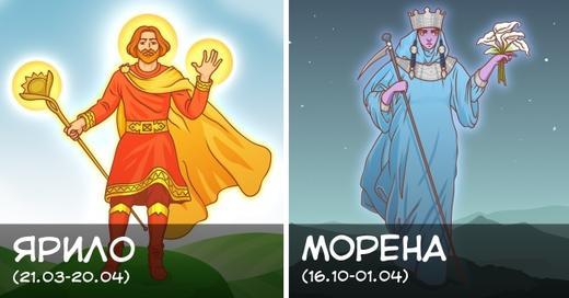 Древнеславянский гороскоп: предсказание на 2018 год