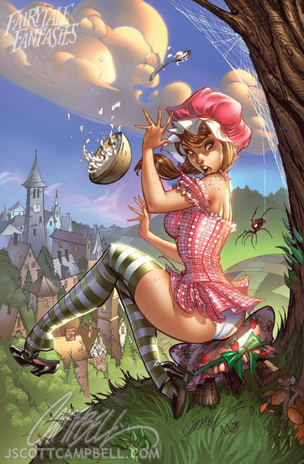 Вот какими бы были принцессы Диснея, если бы тот делал мультфильмы для взрослых