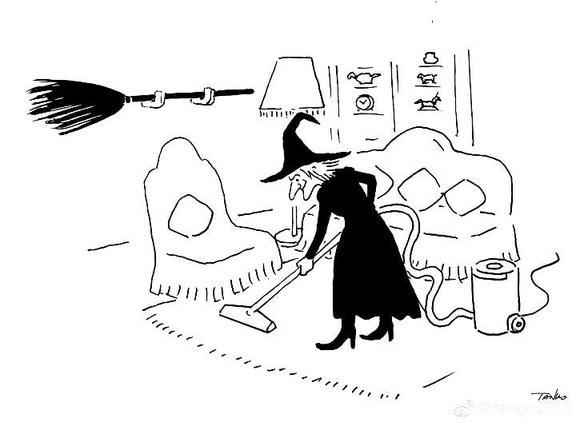 15 монохромных работ китайского художника Tango, которые докажут, что хорошим комиксам цвет не нужен