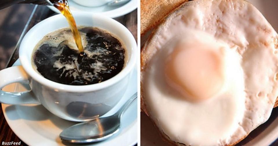 Выберите себе завтрак, и мы угадаем ваш настоящий возраст!